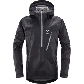 Haglöfs M's L.I.M Mountain Proof Anorak Slate/Stone Grey